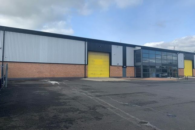 Thumbnail Light industrial to let in Princes Park, Team Valley Trading Estate, Gateshead, Tyne And Wear