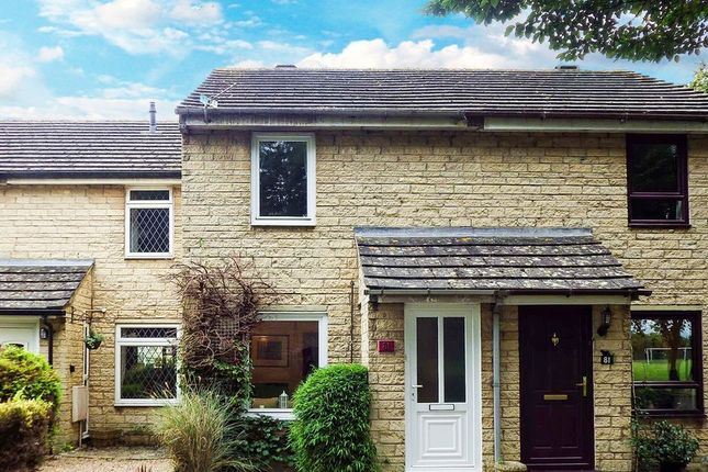 Thumbnail Terraced house to rent in Pensclose, Witney, Oxfordshire
