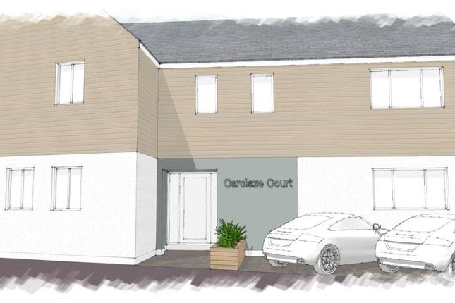 Thumbnail Flat for sale in Carclaze Road, St. Austell