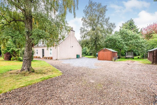 Thumbnail Detached house for sale in Fochabers, Moray