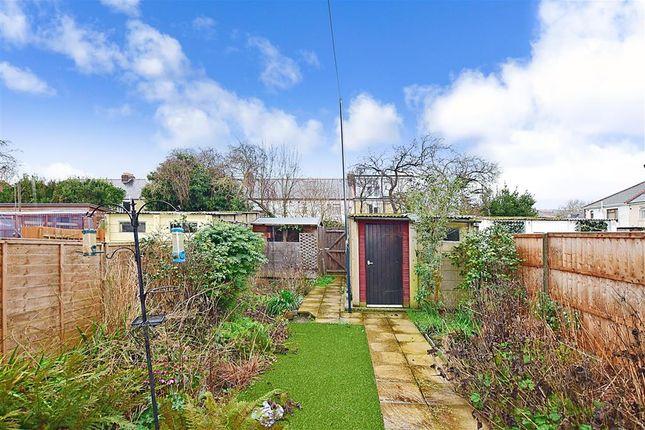 Rear Garden of Sunningdale Road, Fareham, Hampshire PO16