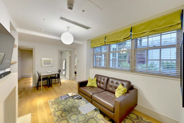 Thumbnail Flat to rent in Bentinck St, London