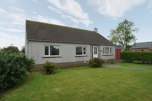 Thumbnail Bungalow for sale in Sinclair Street, Halkirk, Caithness, Highland