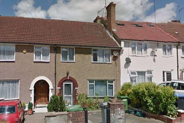 Thumbnail Flat to rent in Ballards Road, London