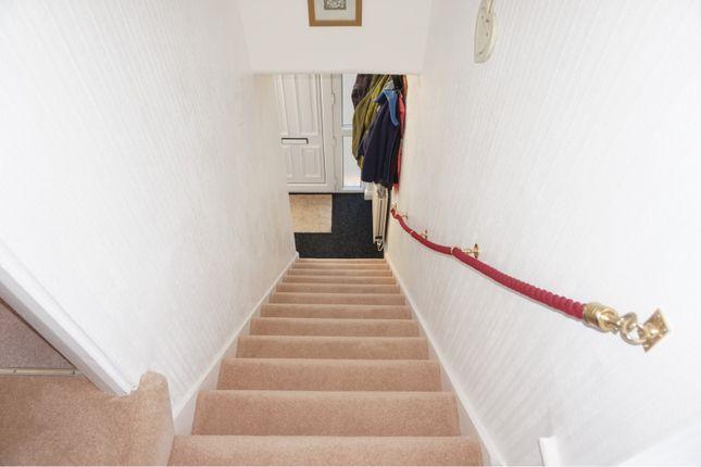 Staircase of Llanrhos Road, Llandudno LL30