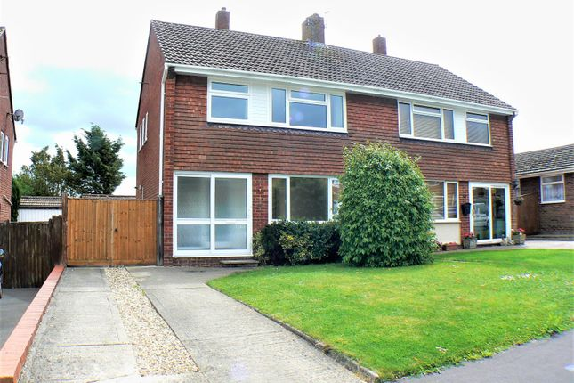 Thumbnail Semi-detached house to rent in Rowan Drive, Royal Wootton Bassett