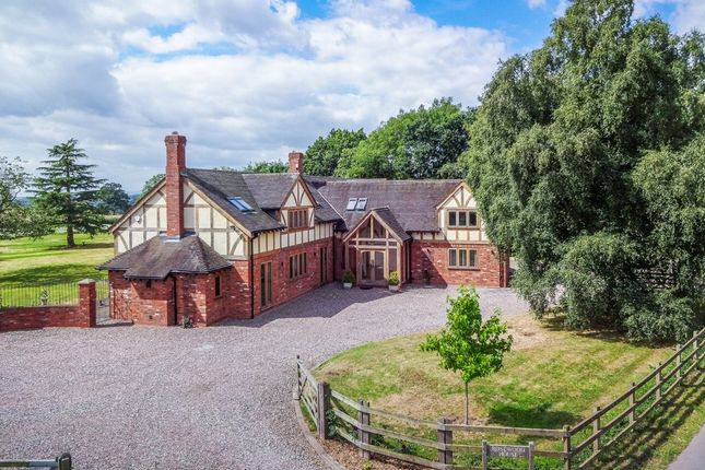 4 bed detached house for sale in Manor Road, Upper Bentley, Redditch