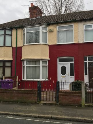 3 bed terraced house to rent in Suburban Road, Liverpool