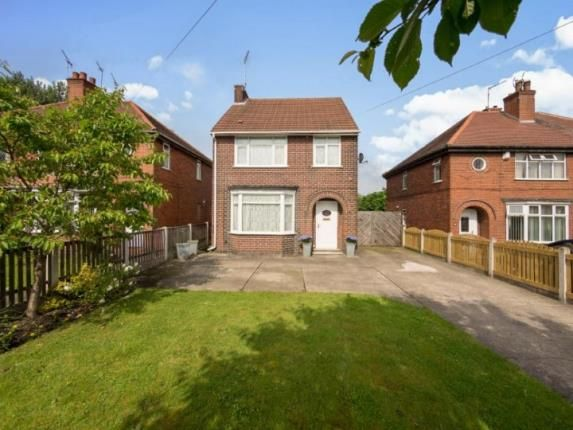 Thumbnail Detached house for sale in Town Street, Pinxton, Nottingham, Derbyshire