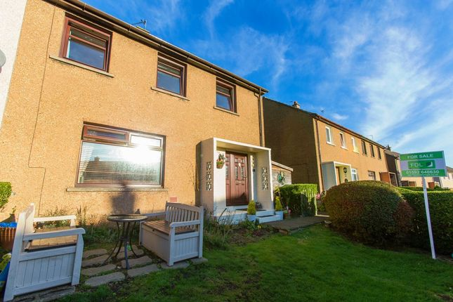Thumbnail Semi-detached house for sale in Queens Crescent, Kinghorn