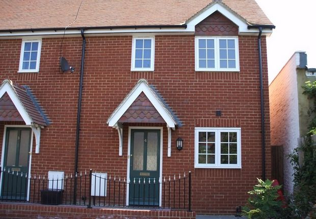 Thumbnail End terrace house to rent in London Road, Bexhill-On-Sea, East Sussex