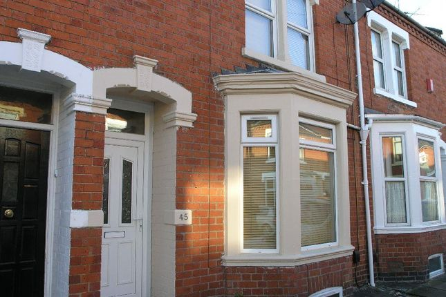 Thumbnail Terraced house to rent in Allen Road, Abington, Northampton