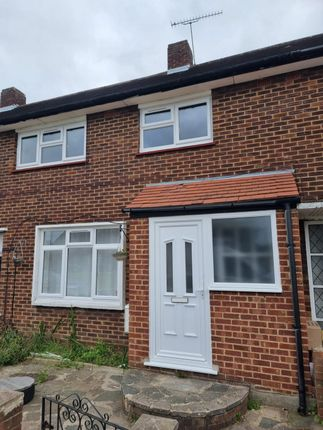 Thumbnail Terraced house to rent in Weir Hall Avenue, Edmonton