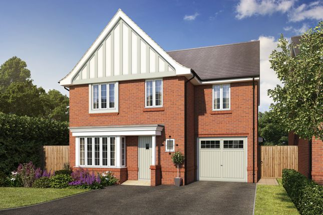 Thumbnail Detached house for sale in Preston Road, Grimsargh