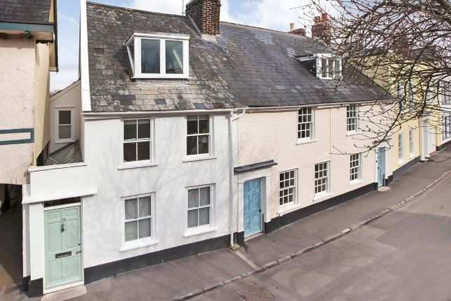 Thumbnail Terraced house for sale in The Strand, Topsham, Exeter