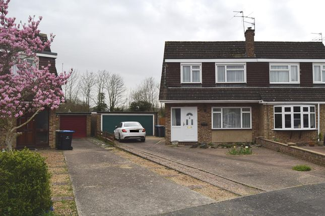3 bed semi-detached house to rent in Moore Grove Crescent, Egham TW20