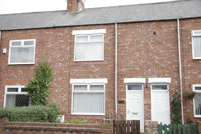 Thumbnail Terraced house to rent in Ariel Street, Ashington