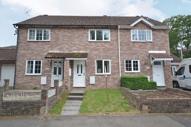 Thumbnail Terraced house for sale in Modern Terrace With Garage, Mill Heath, Newport