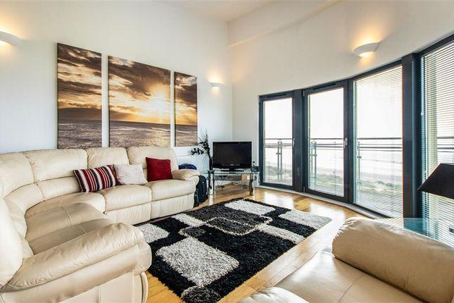 Thumbnail Flat to rent in St. Margarets Court, Maritime Quarter, Swansea