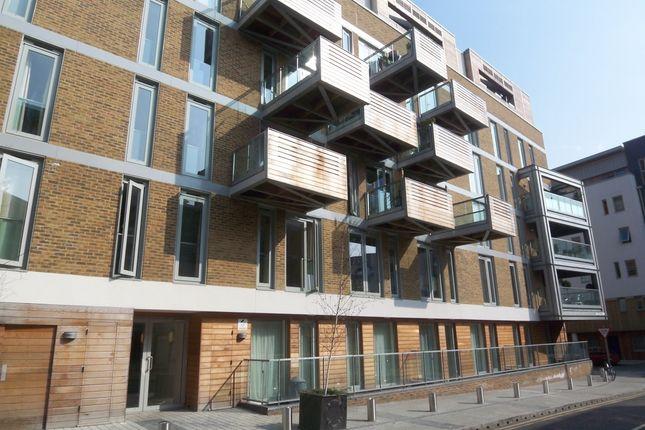 External of Axis Court, Tempus Wharf, Shad Thames SE16