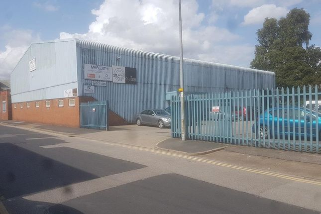 Thumbnail Light industrial for sale in 31-33, Reform Street, Hull, East Yorkshire