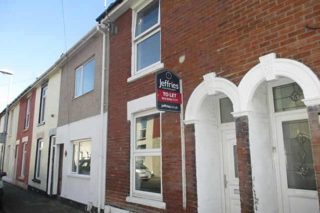 Thumbnail Terraced house to rent in Moorland Road, Portsmouth