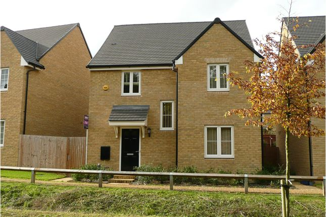 Thumbnail Detached house for sale in Collins Drive, Earley, Reading