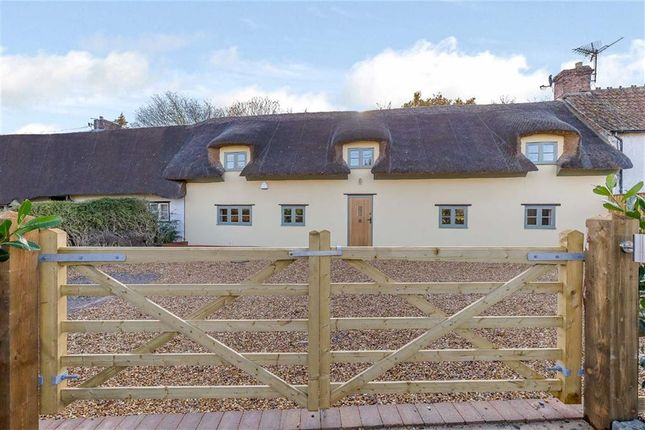 Thumbnail Detached house for sale in Reading Road, Harwell, Didcot