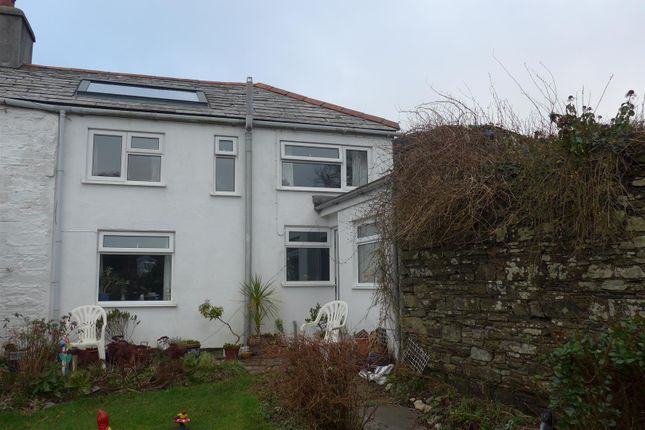 Thumbnail Semi-detached house for sale in St. Dominick, Saltash