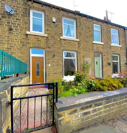 2 bed terraced house for sale in Craven Street, Cowlersley, Huddersfield HD4
