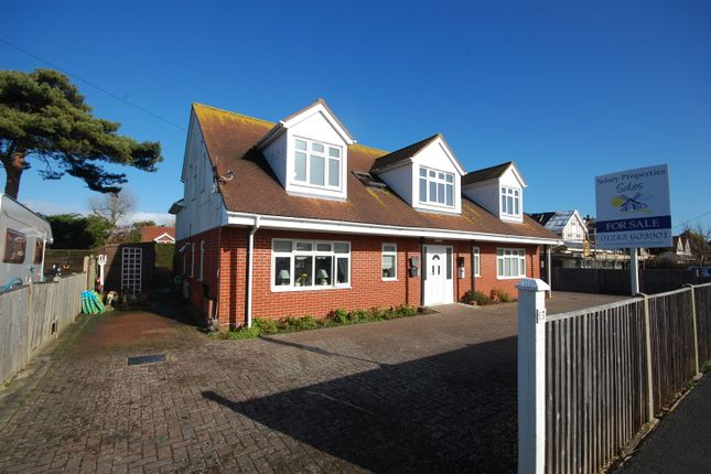 Thumbnail Flat for sale in Church Road, Selsey, Chichester