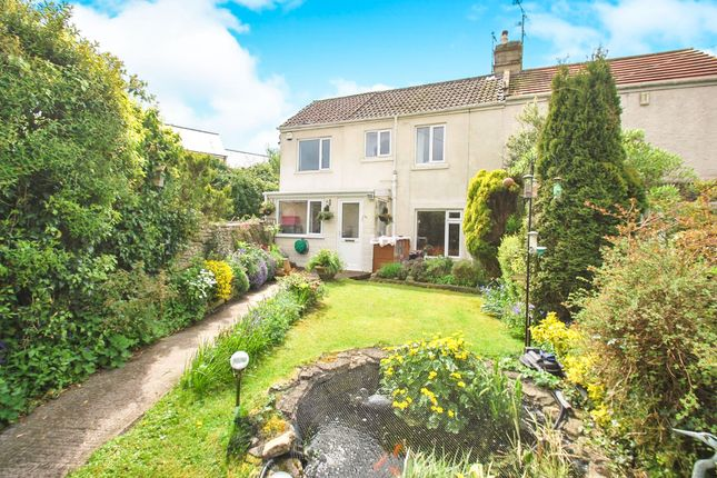 Thumbnail Semi-detached house for sale in Rush Hill, Bath