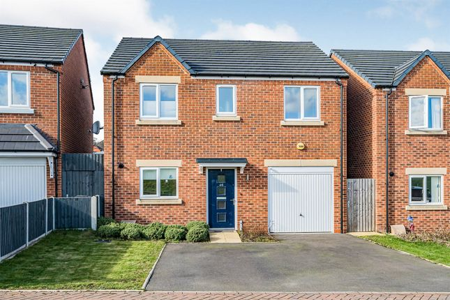 Thumbnail Detached house for sale in Messiter Way, Dudley