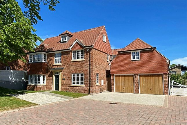 Thumbnail Detached house for sale in Wallen Park, Springhall Road, Sawbridgeworth, Hertfordshire