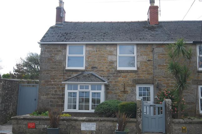 End terrace house for sale in Fore Street, Goldsithney, Penzance