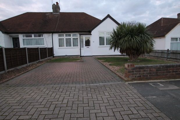 Thumbnail Bungalow to rent in Bedford Road, Orpington