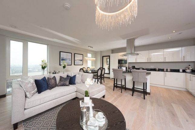 Thumbnail Flat for sale in Olympian Way, Greenwich