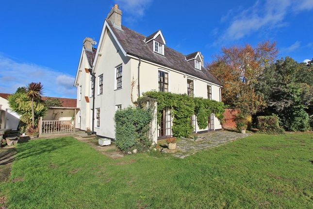 Thumbnail Detached house for sale in Calshot Road, Calshot, Southampton