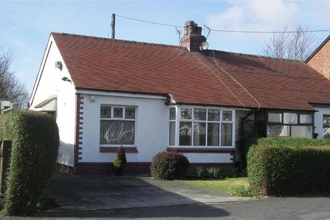 Thumbnail Bungalow to rent in Station Road, New Longton, Preston