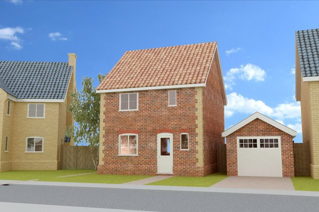 Thumbnail Detached house for sale in Roxbury Drive, East Harling