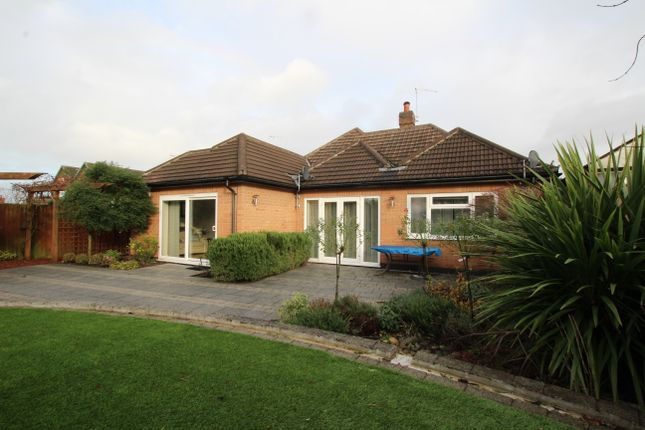 Thumbnail Detached bungalow to rent in Selby Road, West Bridgford, Nottingham