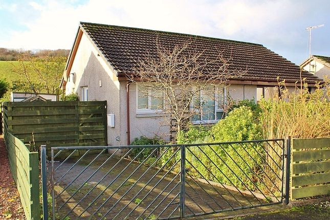 Thumbnail Semi-detached bungalow for sale in 52 Leafield, Stranraer