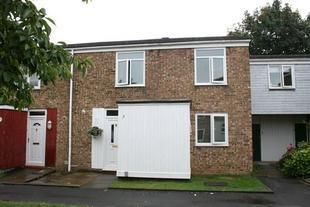 Thumbnail End terrace house to rent in Halewood, Bracknell