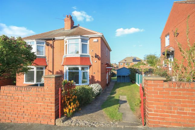 Semi-detached house for sale in Boundary Avenue, Wheatley Hills, Doncaster
