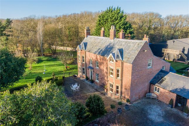Thumbnail Detached house for sale in High Street, Knapwell, Cambridge, Cambridgeshire
