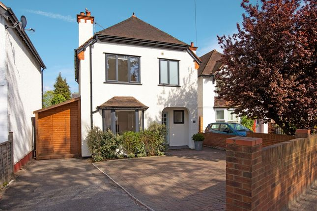 Thumbnail Detached house to rent in Cookham Road, Maidenhead