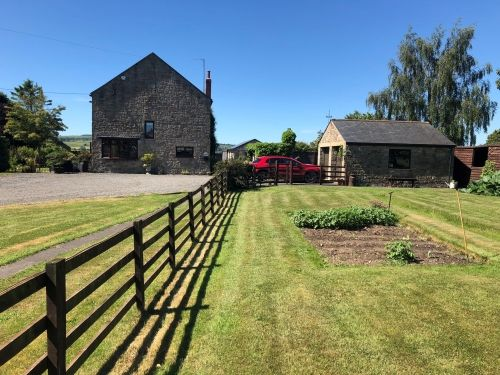 Detached house for sale in Hexham, Northumberland