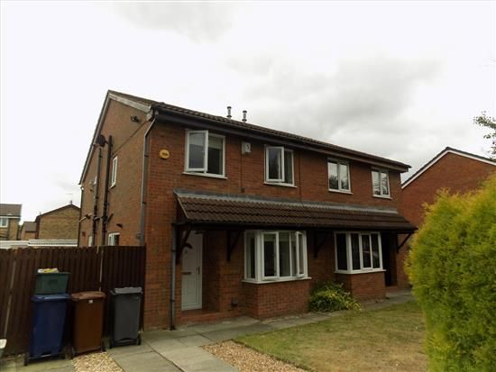 Thumbnail Property to rent in Marsh Way, Penwortham, Preston
