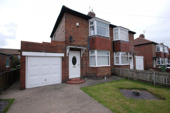 Thumbnail Semi-detached house to rent in Blue House Road, Hebburn