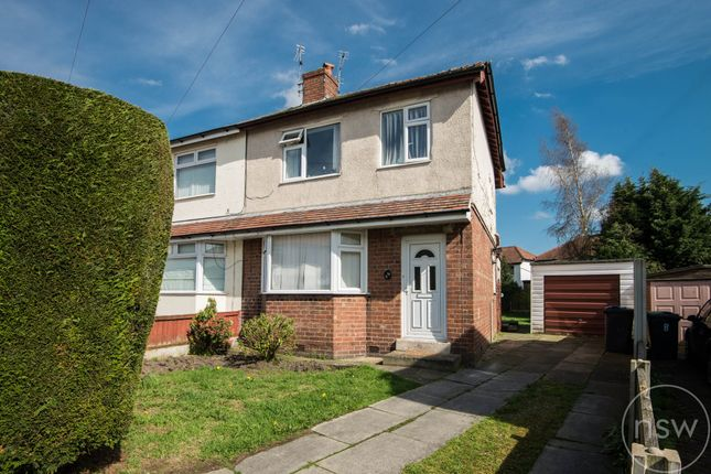 Thumbnail Semi-detached house to rent in Furness Avenue, Ormskirk